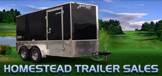 homestead trailer sales